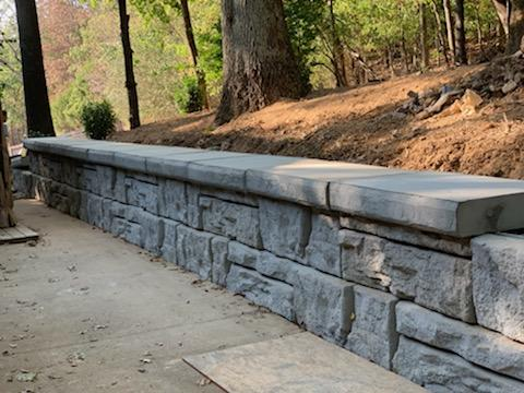 RCS TENN Retaining Walls